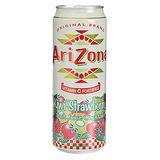ARIZONA 奇異果草莓風味飲料23OZ