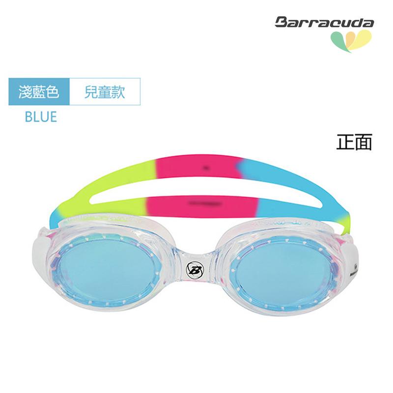 美國Barracuda巴洛酷達兒童 型抗UV防霧泳鏡 REVIVE JR #7320