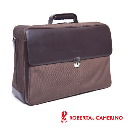 Roberta di Camerino 商務型大容量公事包