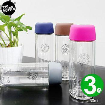E&J 夏綠蒂隔熱雙層玻璃瓶230ml 3入