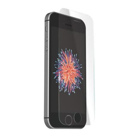 Just Mobile Xkin iPhone SE/5/5s 強化玻璃保護貼