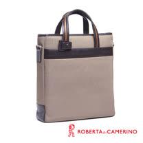 Roberta di Camerino 手提/側背兩用工作包