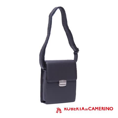 Roberta di Camerino 全皮直式側背包