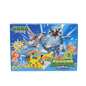 神奇寶貝桌上紙牌趣味競賽遊戲(第二彈)(授權)(ST)