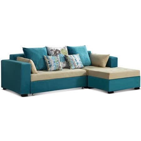 MY傢俬  變化空間多功能收納L型沙發床