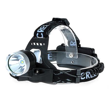 強光T6 LED遠射生活防水頭燈(CP-TP1176-2A)
