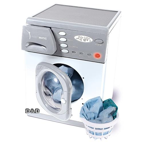 ~ 英國 CASDON 家電玩具 ~WashMATIC 電動玩具洗衣機