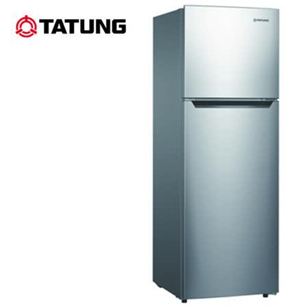 TATUNG大同 263L雙門冰箱TR-B263HT-S 送安裝