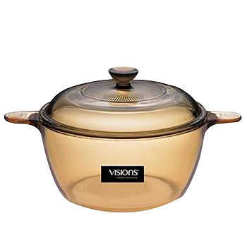 康寧VISIONS 晶彩透明深湯鍋(1.5L)