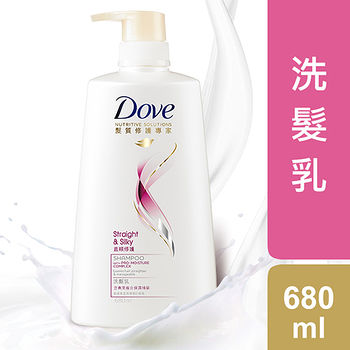 多芬直順修護洗髮乳680ml