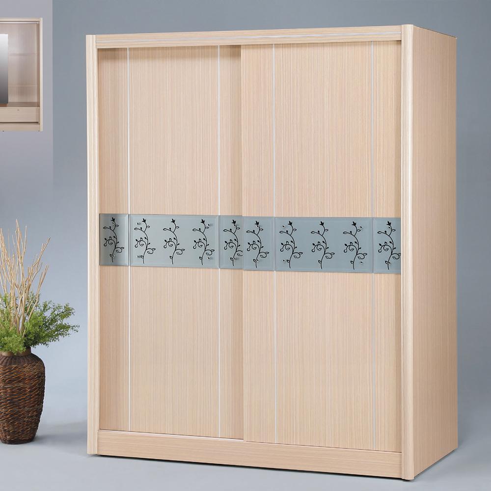 HAPPYHOME京都5x7尺拉門衣櫥5U6~10~57二色