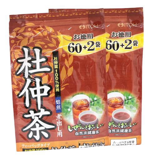 ~ITOH~德用杜仲茶^~2入組^(3g^~62袋^)