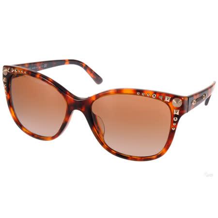 VERSACE太陽眼鏡 華麗古典貓眼款(琥珀) #VE4270A 507413