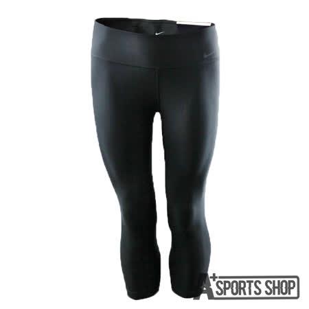 NIKE (女) 耐吉 女性LEGEND TIGHT FIT七分褲2.0 運動褲 黑-548502010