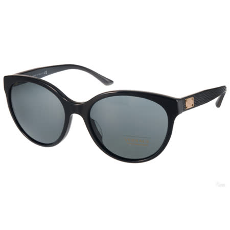 VERSACE太陽眼鏡 義式浪漫貓眼款(黑) #VE4282A GB187