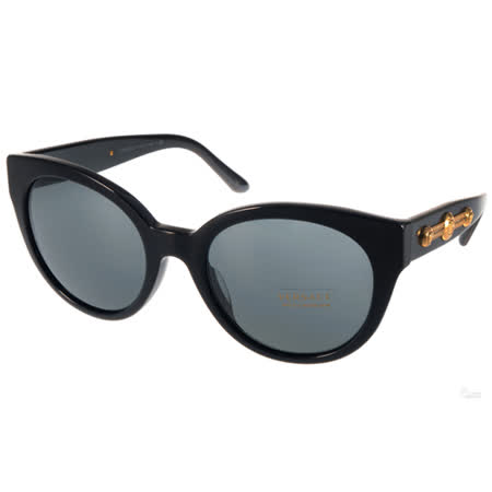 VERSACE太陽眼鏡 義式浪漫貓眼款(黑) #VE4294A GB187