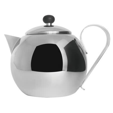 【歐喜廚】OSICHEF 小圓球不鏽鋼茶壺 1.2L