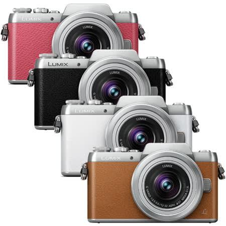 Panasonic DMC-GF7K/GF7 12-32mm(公司貨)-送原廠電池+64G(C10)卡+UV保護鏡(37)+原廠相機包+拭鏡筆吹球清潔組