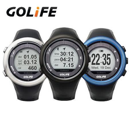 GOLiFE GoWatch 820i 高CP值GPS藍牙中文三鐵運動腕錶