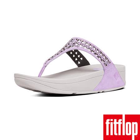 FitFlop™-(女款)CARMEL™ TOE-POST-粉紫色