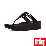 FitFlop™-(女款)CARMEL™ TOE-POST-靓黑