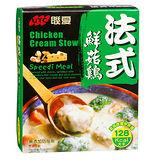 聯夏法式鮮菇雞2入組