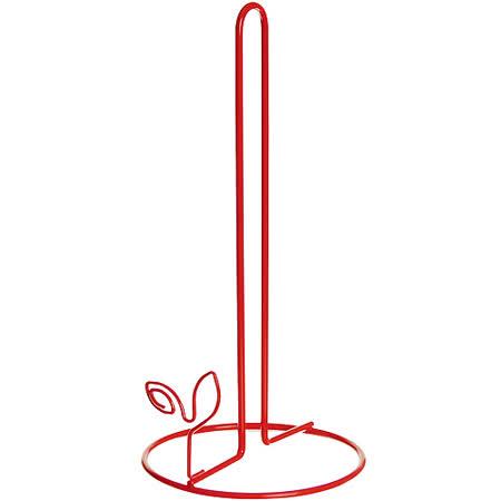 《EXCELSA》ColorLeaf樹苗廚房衛生紙架(紅)