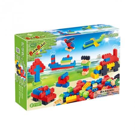 【BanBao 積木】基礎教育積木系列-盒裝小積木DIY創意組 8489
