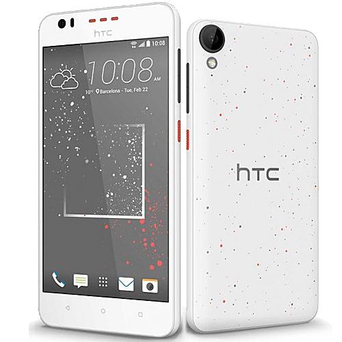 HTC Desire 825 四核心5.5吋智能型iPhone-贈專用馬卡龍皮套+韓版可愛收納包+手機/平板支架+奈米矽皂+彩色傳輸線