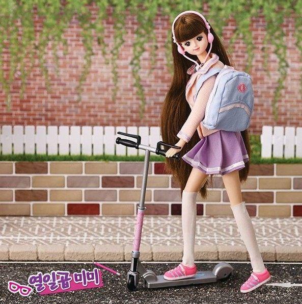 ~MIMI~Shopping~花漾17~上學途中