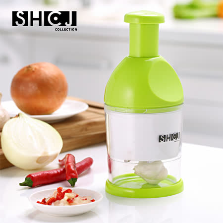 【SHCJ生活采家】美味料理拍拍搗蒜器#21031