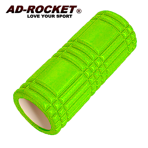 【AD-明耀 百貨 公司ROCKET】魔塊瑜珈按摩滾輪/瑜珈棒/瑜珈柱(綠)