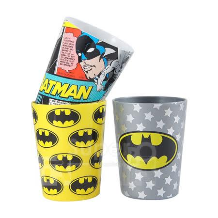 兒童水杯(3入)蝙蝠俠