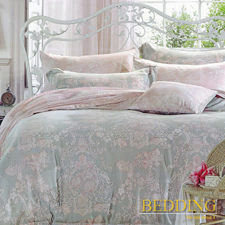 【BEDDING】狄安娜 天絲床包雙人兩用被組 100%TENCEL