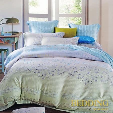 【BEDDING】簡若 天絲床包雙人兩用被組 100%TENCEL