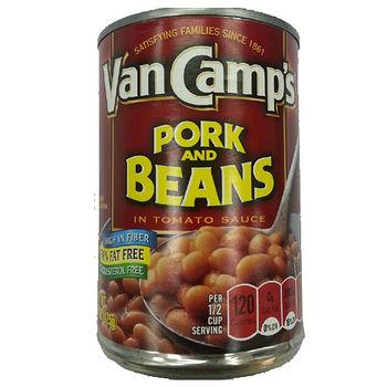 VAN CAMP'S豬肉豆15Oz