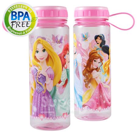 BPA Free直飲隨手水壺(500ml)迪士尼公主