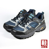 (男) JUMP 2006越野跑鞋 灰藍 鞋全家福