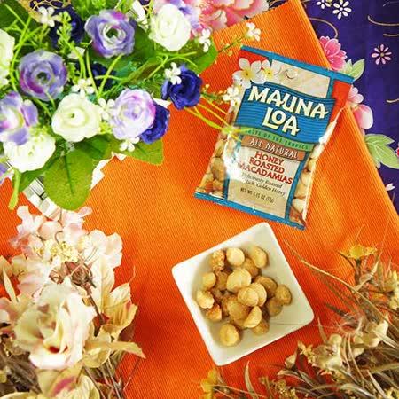 【MAUNALOA】夢露萊娜夏威夷果仁-鹽焗蜂蜜口味