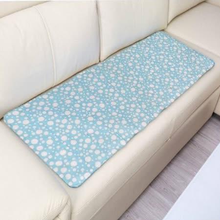 【Bunny】熱銷日本超大健康冰沙涼沙發墊床墊(45 * 120 cm)