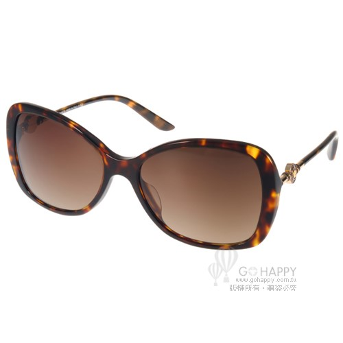VERSACE 太陽眼鏡 華麗古典百搭款^(琥珀~金^) ^#VE4303A 10813
