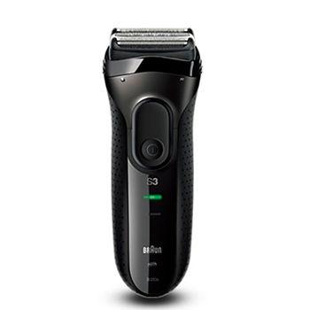 百靈新升級三鋒系列三刀頭電動刮鬍刀3020s