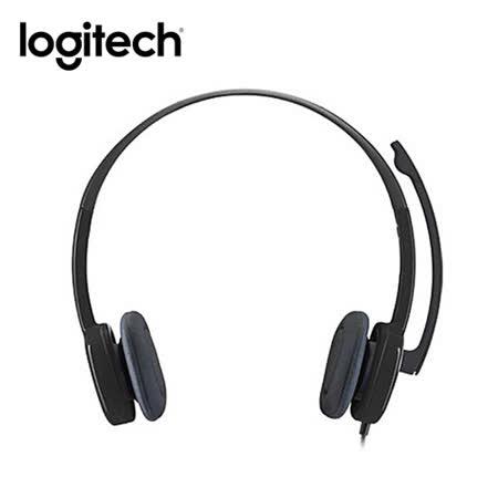 Logitech 羅技 H151 立體聲耳機麥克風