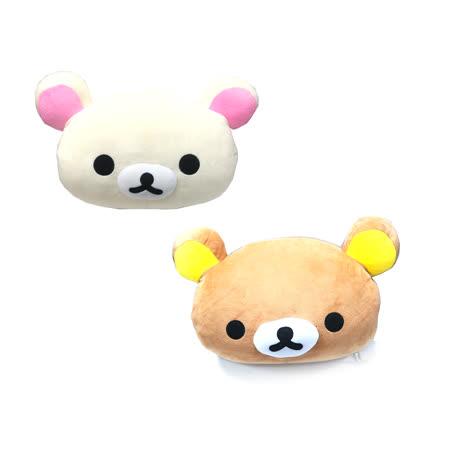 拉拉熊 Rilakkuma 正版授權 暖手枕 造型抱枕(小)