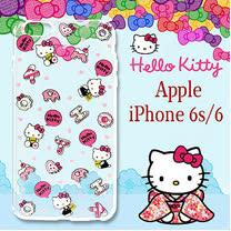 三麗鷗授權 Hello Kitty 凱蒂貓 iPhone6 / 6s i6s 4.7吋  浮雕彩繪透明手機殼(繽紛點心)