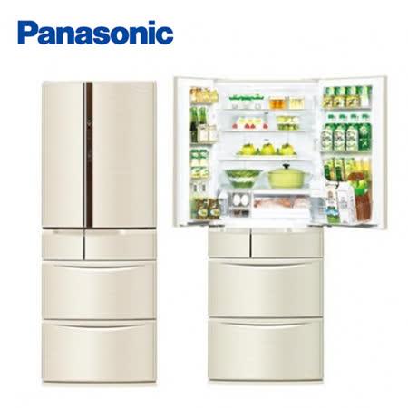 Panasonic 國際牌日本製555L六門變頻冰箱NR-F560VT