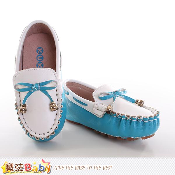 魔法Baby^~女童鞋 休閒帆船鞋款 sh9741