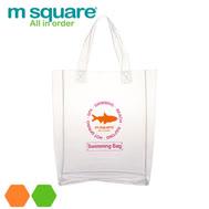 M Square親水系列PVC透明單肩包套裝