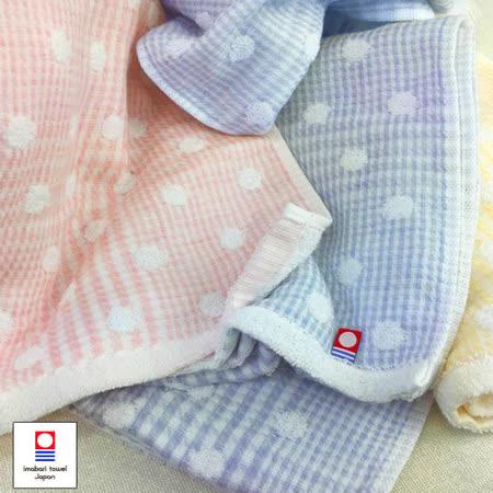 【クロワッサン科羅沙】日本今治~棉紗藍莓染1毛巾+2方巾禮盒祖~週慶限定版.