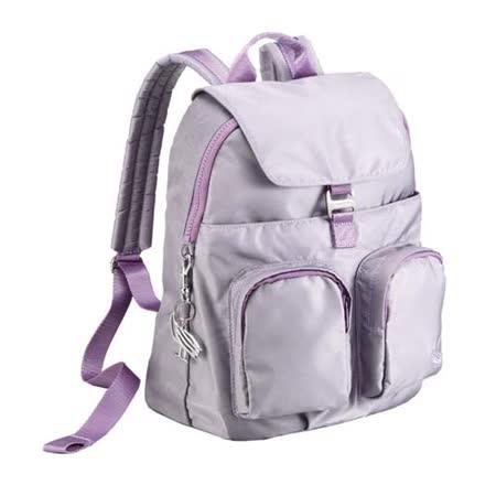 【SUMDEX】NOD-623 (紫色LA/紅BN) 樂.遊 輕躍平板科技背包